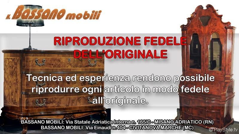 Bassano Mobili Restauro e Riproduzione, Arredamento Civitanova ...